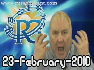 RussellGrant.com Video Horoscope Pisces February Tuesday 23r