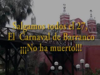 Carnaval Barranco