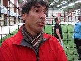 """Joël Cantona parle du """"Temple du foot"""""""