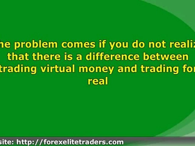 Is Forex Demo Trading Bad For Your Financial Health?