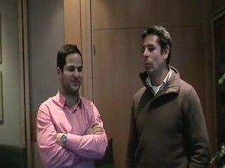 Reporters sans manières – Interview Cyril Bousquet & Mathieu