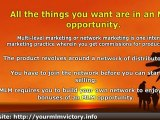 Make Money With an MLM Opportunity