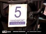 reportage section foot-fauteuil Handisport Lyonnais