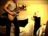 Pantera - cowboys from hell ( solo )