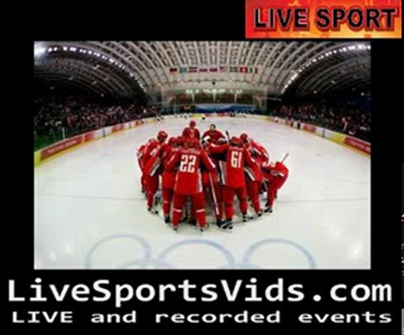 Vancouver 2010 Winter Olympics Watch Ice Hockey – Men's …