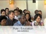 Pole : Education et Formation Professionnelle