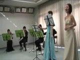 そよ風に寄せる歌(手紙の二重唱)《歌劇フィガロの結婚より》:みやじま健太郎さんオペラ・コンサート
