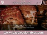 Novelas Romanticas. Las mejores novelas de vampiros. por RBA