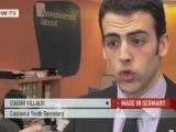 Made in Germany | Spain: unemployment | Deutsche Welle