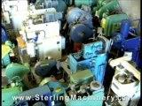 40 Ton Used Scotchman Hydraulic Ironworker, Mdl. 4014C