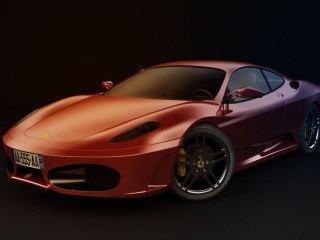 Modéliser une voiture en 3D avec cinema 4D