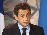Sarkozy: la France a commis des erreurs au Rwanda
