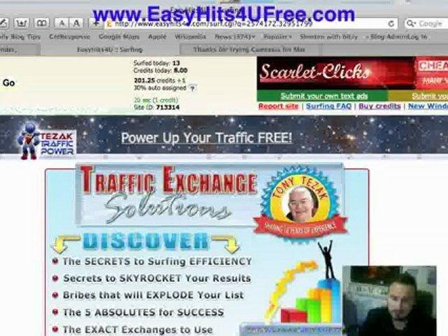 Best Free Traffic Exchange