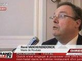 Burgers Halal : Le maire de Roubaix retire sa plainte