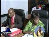 Session du comité de direction du centre des formalités