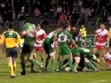 Pau - Section Paloise 16 - Tarbes Pyrénées Rugby 15