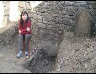 Exhumacion en Roncal de Cecilio Gallego. 2009. Parte II