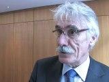 JT News Assurances: Gerard Andreck, president du Gema 030110
