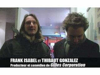Les Courts du Grand 18 Décembre 2009