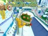 Mario & Sonic aux jeux olympiques d'hiver Wii Trailer FR 2