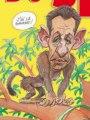 Le politique descend du singe : Sarkozy en sarko-sagouin
