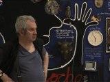 Les coulisses du montage de l'expo BEN au mac Lyon