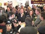 François Bayrou au salon de l'Agriculture 2010