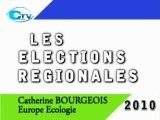 Calaisis TV : élections régionales 2010, Europe écologie