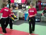 Women Kickboxing Chico, Azad's Martial Arts Center