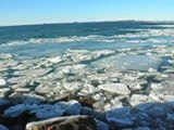 Ice waves - vagues de glace