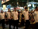salon de l'agri 2010 : Manif des producteurs de lait
