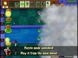 Plants Vs Zombies Level 4-6 Walkthrough