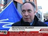 Wauquiez menacée : Le maire de Tourcoing réagit !