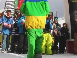 LE GRAND BORNAND - TEISSEIRE KID'S WEEK FREESTYLE TOUR
