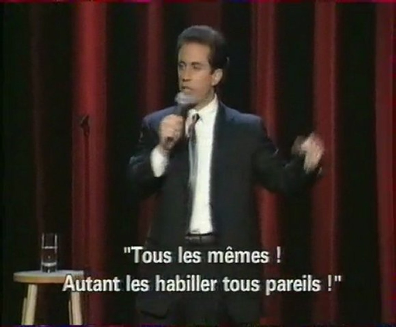 Seinfeld-I'm telling you for the last time 5e partie VOSTF