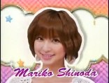 AKB48 Shinoda Mariko 篠田麻里子 2010-03-02