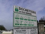 """""""Label déchèterie"""" en Bretagne (St Brieuc)"""