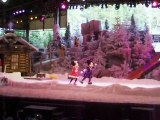 Mickey et la magie de l'hiver (Mars 2010 Disney Land Paris)
