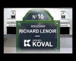 PARQUETS KOVAL 16 bd Richard Lenoir 75011 PARIS