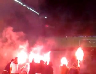 AS Monaco - Paris SG [Supporters du PSG en Folie]