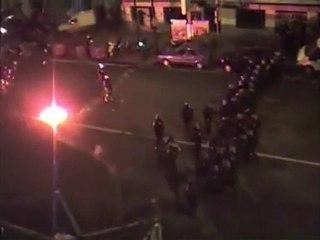 Affrontement Boulogne vs. CRS [28/02/10]