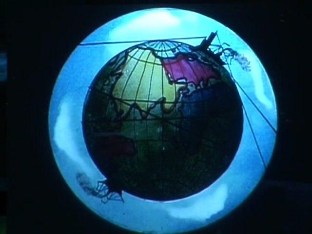 Lanterne magique - JDE Mars 2010