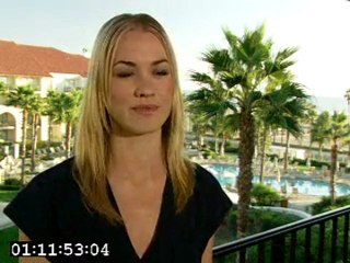 Interview Yvonne Strahovski