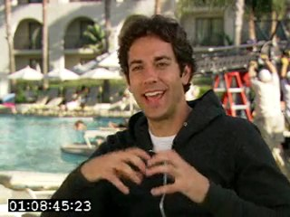 Interview Zachary Levi Part 2