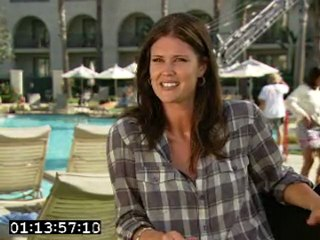 Interview Sarah Lancaster