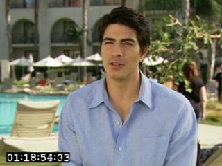 Interview Brandon Routh