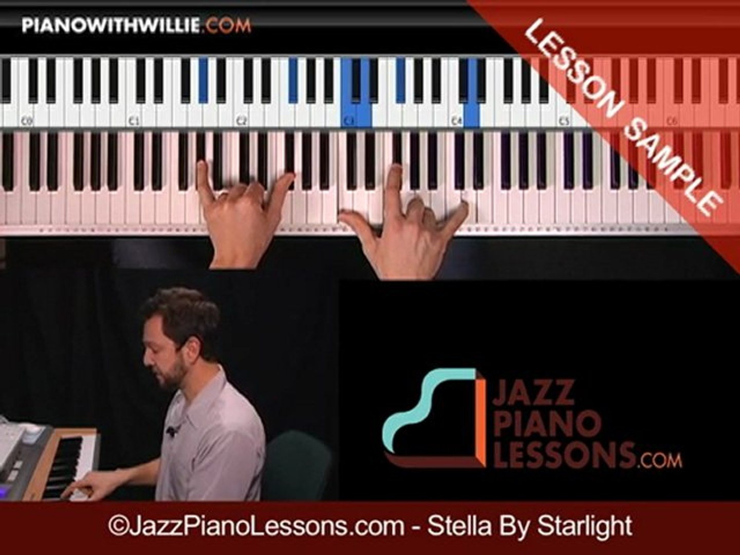 Learn Stella By Starlight - Jazz Piano Comping