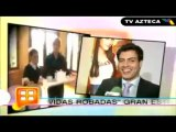 ANDRES PALACIOS-PRESENTACION  VIDAS ROBADAS