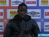 Avant Boulogne/OL : interview du lyonnais Aly Cissokho