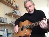 Proud Mary Acoustic Guitar